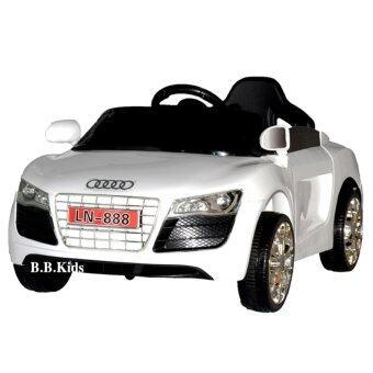 B.B.Kids Audi Sport 888 ( White )
