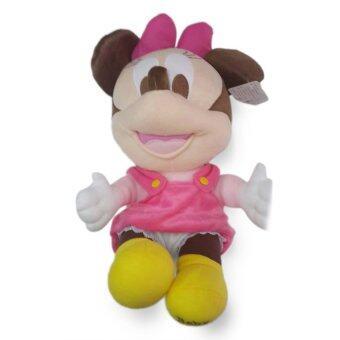 Disney ตุ๊กตา Minnie Mouse ขนาด 24 ซม.