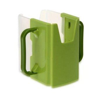 กล่องกันบีบนมกล่อง (สีเขียว)