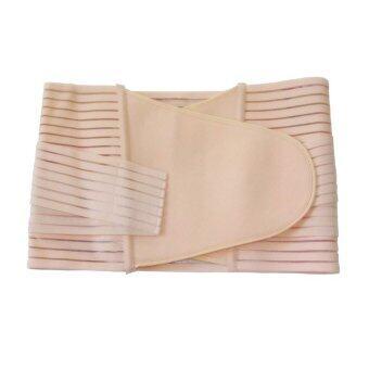 FD Premium เข็มขัดรัดหน้าท้อง หลังคลอด Postpartum Abdomen Belt Band Maternal Girdles Cesarean birth รหัส MM002 SIZE XL (สีเนื้อ)