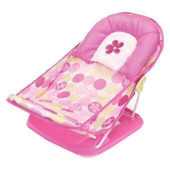 ที่รองอาบน้ำ Summer – รุ่น Mother's Touch Deluxe Baby Bather สีชมพู