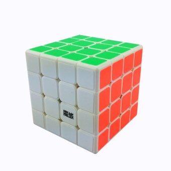 360DSC Moyu Aosu 4x4x4 Magic Cube Speed Cube Puzzle 60mm White