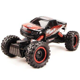 Babybear รถไต่หิน 2.4ghz 4WD Rock Crawler 1:14 (BLACK)