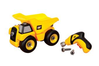 CAT รถบรรทุกเทหลัง ขนาดใหญ่ รุ่น 80232 (สีเหลือง)