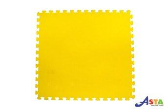 Asta FL - 10 โฟมปูพื้น 1 x 1 เมตร - เหลือง (image 0)
