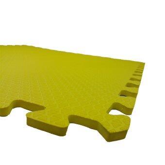 Asta FL - 10 โฟมปูพื้น 1 x 1 เมตร - เหลือง (image 1)