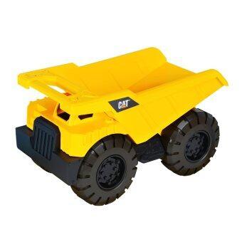 CAT รถบรรทุก ขนาด 15 นิ้ว (สีเหลือง)