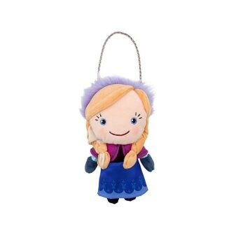 Disney Plush Purse Anna - Frozen from Disney USA - Blue