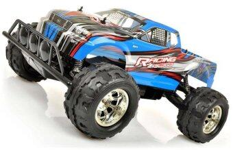 Babybearonline รถบังคับวิทยุ Off Road 4WD Big size scale 1:8 - Blue