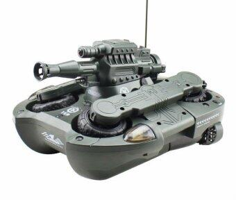 Amphibious Chariot รถถังบังคับวิทยุ