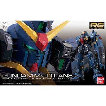 Bandai Gundam กันดั้ม Real Grade (RG) 1/144 RX-178 Gundam MK-II (Titans)