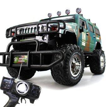 Babybearonline รถบังคับวิทยุ Giant size scale 1:8 Model UN Hummer - army