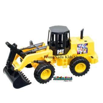 ProudNada Toys ของเล่นเด็กรถขุดเบรฟแมน Brave man Machinery YFC813