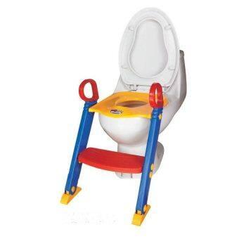 KidSmile LOZ Toilet Trainer ฝารองชักโครกเด็ก แบบมีบันได