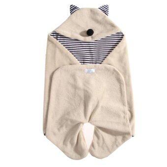 ทารกแรกเกิดผ้าอ้อมเด็กผ้าห่มถุงนอน Sleepsack รถเข็น