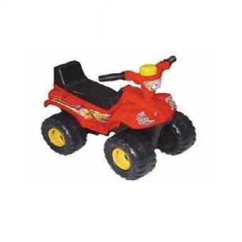 Victory Toys รถจ้าวทะเลทรายเด็กนั่งขาไถ (สีแดง)