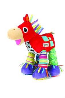 Lamaze ตุ๊กตาลามาส Totter the Pony (สีแดง)