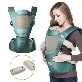 HipSeat เป้อุ้มเด็ก แบบมีที่นั่งในตัว Baby สะพายได้ทั้งด้านหน้าและหลัง image