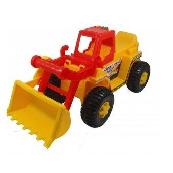 Hellomom รถขาไถ รถตัก สำหรับเด็ก Loaders tractor