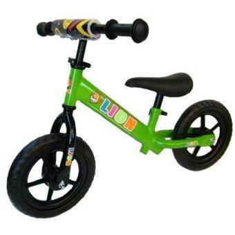 Rctoystory จักรยานทรงตัว balance bike (สีเขียว)