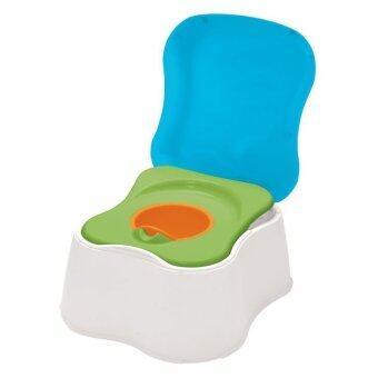 Awe Inspiring Safety First Potty Trainer Step Stool Blue Green Thaipick Beatyapartments Chair Design Images Beatyapartmentscom