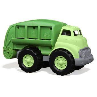 Green Toys รถของเล่น Recycling Truck (Green)
