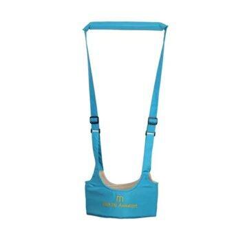 beautiful fashion ที่พยุงเด็กหัดเดิน Walk-O-Long เป้หัดเดินสำหรับเด็ก (สีฟ้า)