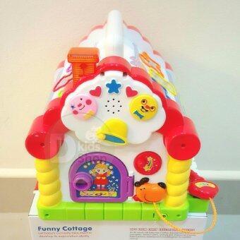 ของเล่นเสริมทักษะ กล่องกิจกรรมบ้านดนตรีหรรษา Funny Cottage