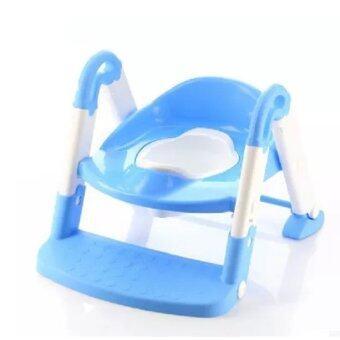 2Kids กระโถนรองนั่ง 3 in 1 - สีฟ้า
