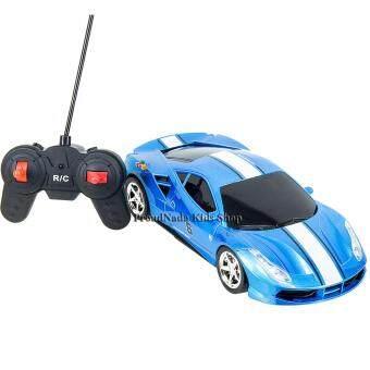 ProudNada Toys ของเล่นเด็กรถบังคับวิทยุ STORM-ZONE THE WIND SPEED 1:18 NO.YT6633B