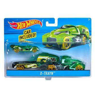 Hot Wheels? X-TRAYN?