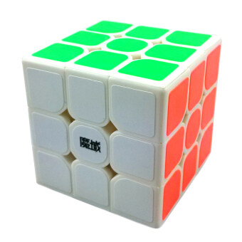 360DSC YJ YJ8211 MoYu Dian Ma 3x3x3 Speed Cube Magic Cube Puzzle (57mm) White