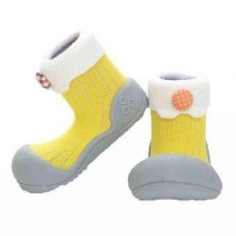 Attipas รองเท้าหัดเดิน - Yellow Lellipop