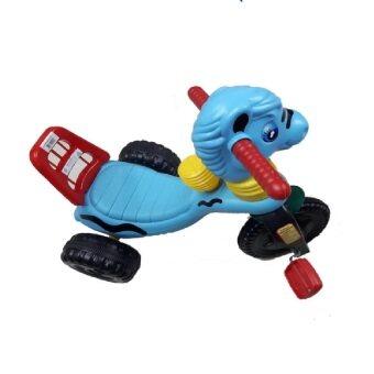Snook Toys - สามล้อปั่นม้า (สีฟ้า/แดง)