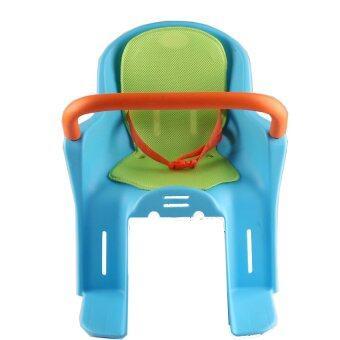 PR Kids เก้าอี้เด็ก ติดจักรยานด้านหลัง ( สีฟ้า )