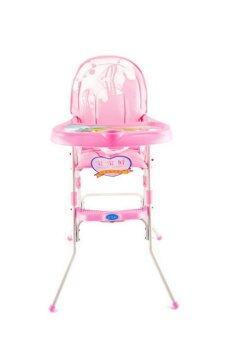 Happy Baby เก้าอี้ทานข้าว รุ่น 217C - Pink