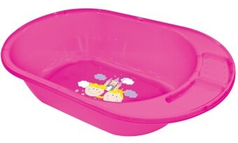 NANNY Prince&Princess อ่างอาบน้ำเด็ก รุ่น N3069 สีชมพู
