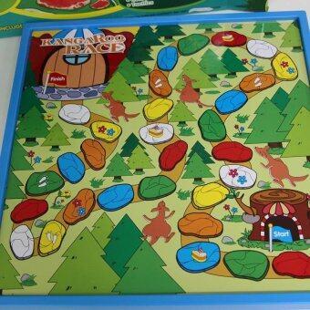 เกมส์ กล่อง ผจญภัยไปวันเกิด KANGAROO RACE (image 1)