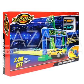 FAST LANE DRAG RACE LAUNCHER SET 865588