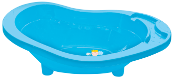 NANNY Prince&Princess อ่างอาบน้ำเด็ก รุ่น N269 สีฟ้า