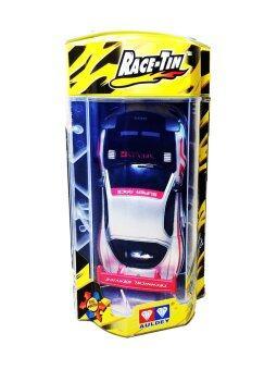 Diamond Race Tin รถแข่งบังคับวิทยุตาเพชร สีเทา - Grey RC Diamond Car 2.4 GHz