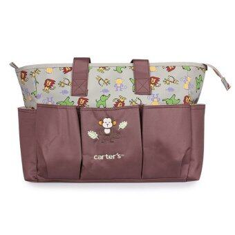 2Kids กระเป๋าสัมภาระคุณแม่ พร้อมสายสะพาย (เขียว) image