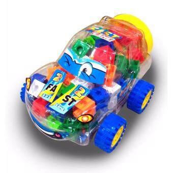 รถของเล่น รุ่น 2 FAST GAME (เล่นได้ 2 in 1)