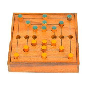 Ama-Wood ของเล่นไม้เกมส์ยุทธศาสตร์ Strategy Puzzle - ใหญ่