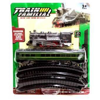 ชุด รถไฟ จำลอง งาน Scale 1:84 (เส้นผ่าศูนย์กลาง 100 Cm.)