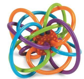 Manhattan Toy ของเล่นยางกัด Winkel