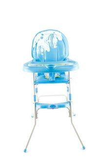 Happy Baby เก้าอี้ทานข้าว รุ่น 217C - Blue (image 0)