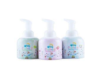 Good mood Shampoo and Body Foam Wash Gift Set 3 Bottles 750 ml.