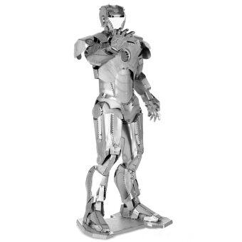 IRON MAN Full Metal 3D DIY Assembled Model - Intl