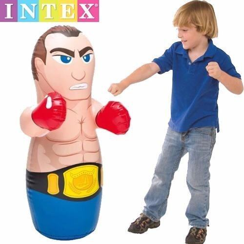 Kids Toys ตุ๊กตาล้มลุกนักมวย ไซส์ใหญ่ ยี่ห้อ Intex